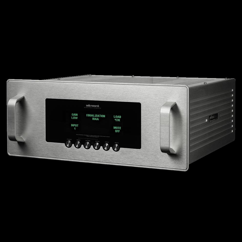 Uitverkoop audio research ref ph3 rhapsody