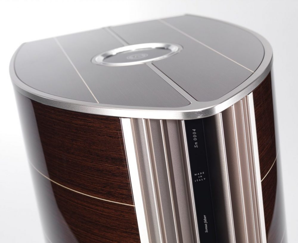 Sonus Faber Hommage tradition
