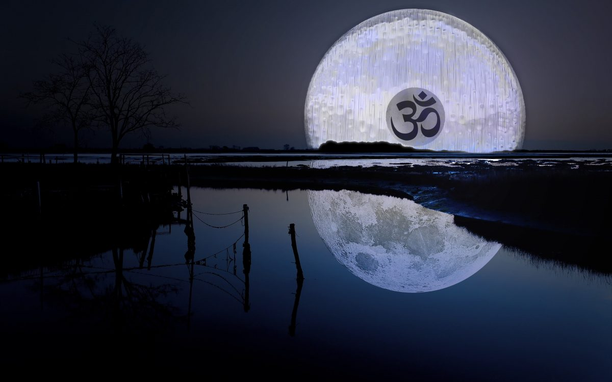 Spirit Connection Full-Moon-klankconcerten