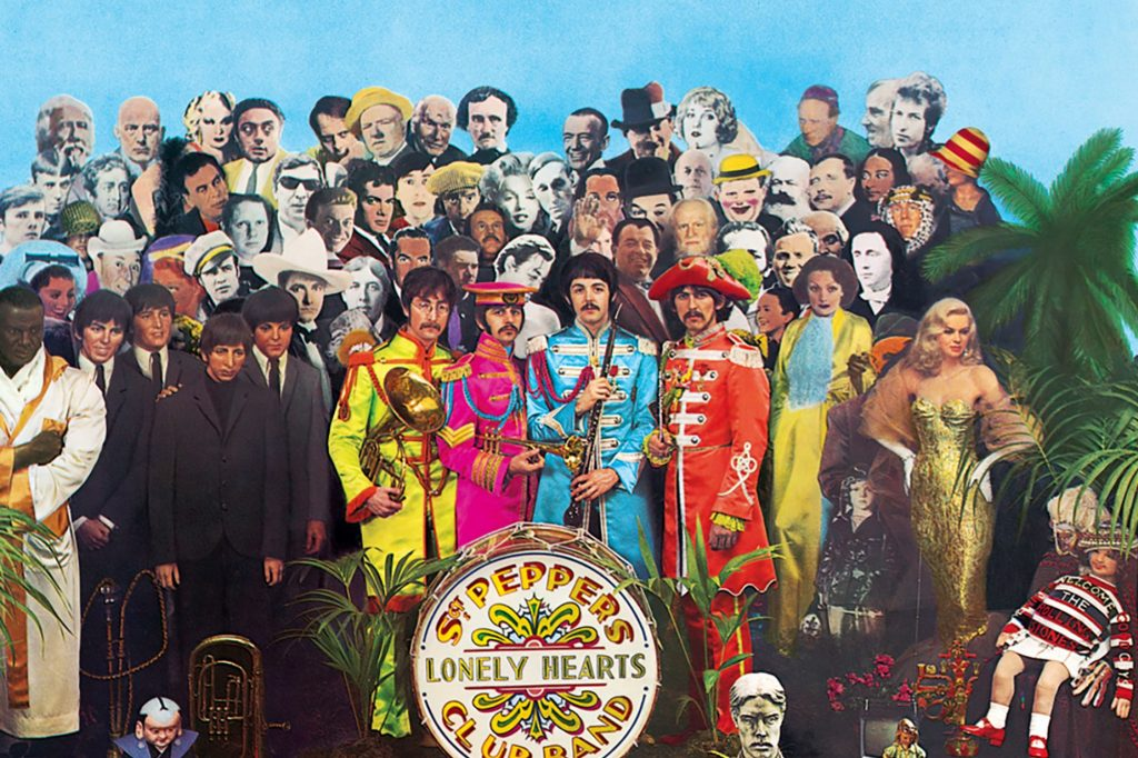 Sgt Pepper Lonely Hearts Club Band