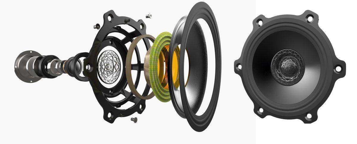 Elac Adante Dual Concentric driver