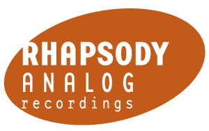 Rhapsody Analog recordings