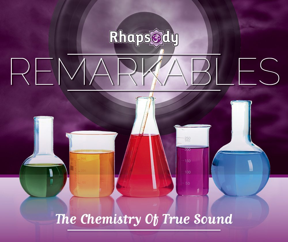 Rhapsody: the chemistry of true sound