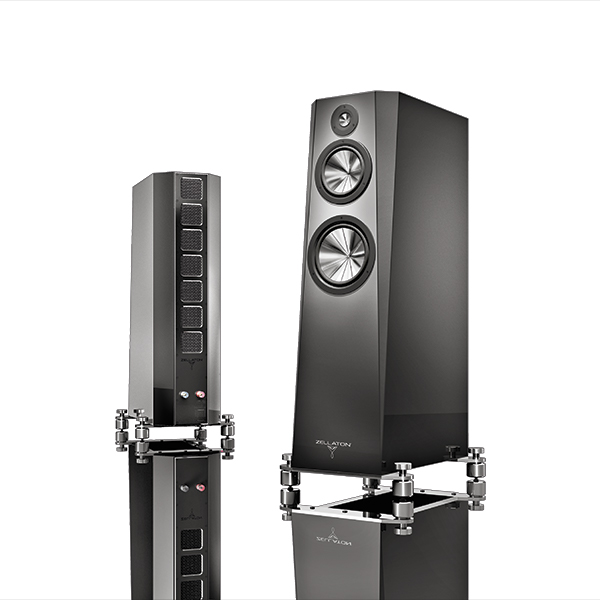 Zellaton Stage speakers