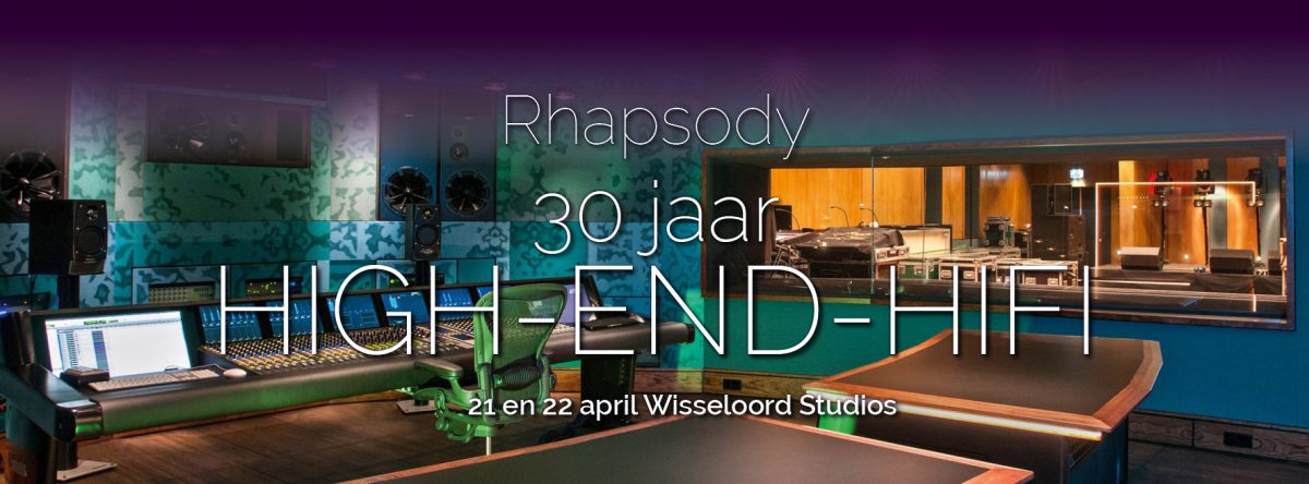Rhapsody 30 jaar high-end-hifi