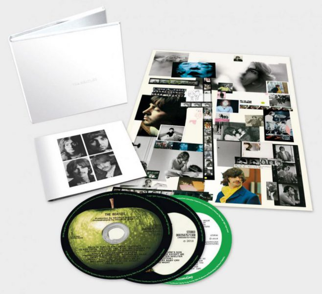 The White Album 50th anniversary edition - The Beatles