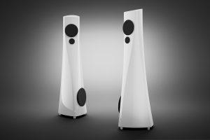 Estelon YB speakers