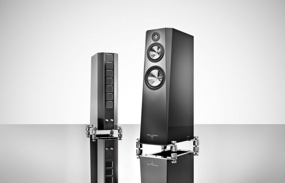 Zellaton Stage speakers