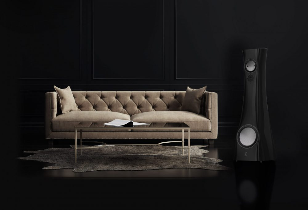 Estelon X Diamond speakers