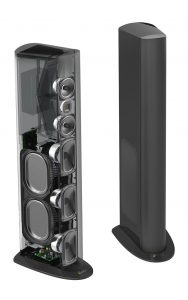 golden ear triton one r tower speakers