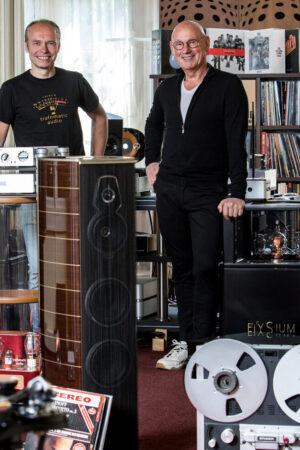 Rhapsody: Harry en Michael