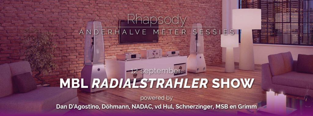 MBL radialstrahler show